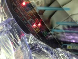 仮面ライダーV3 朝一ランプ消灯画像
